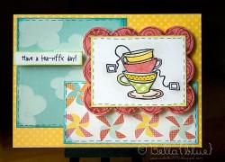 Isabelle G used CUPPA TEA