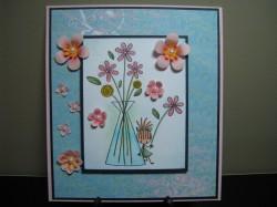Mary C used Little Peep's FLOWER VASE