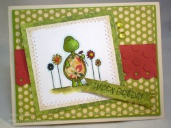 Tricia T used TURTLE TOTS-PICKING POSIES