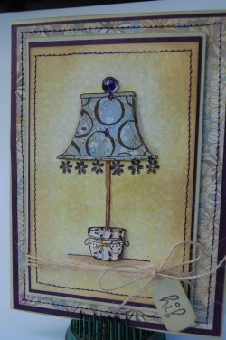 Valerie J used DAISY LAMP