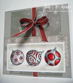 Jana W used CUTESY ORNAMENTS