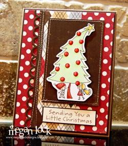 Megan L used CHRISTMAS PEEPS