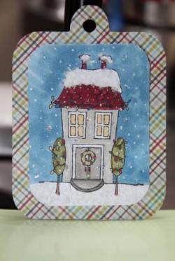 jej flats used SNOWY HOUSE