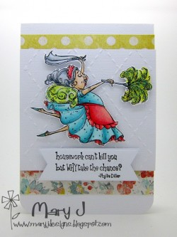 Marybella used HOUSEWORK FAIRY