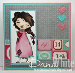 Danabella used I CARRY YOUR HEART