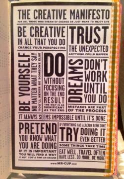 creativemanifesto
