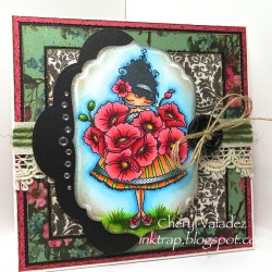 Cherylabella used LULU loves POPPIES
