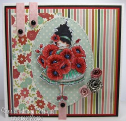 Stephabella used LULU LOVES POPPIES