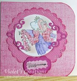 Violet used SENIORITA MAGDA