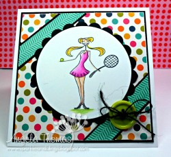 Angelabella (welcome back!!!) used Tennibella