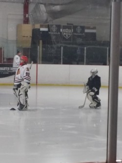 little goalie