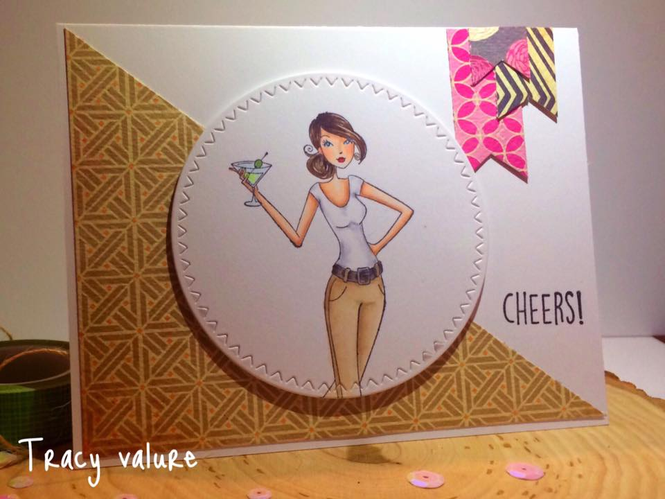 stamping bella Bellarific Friday Aug 12th 2016- mojobella CARD SKETCH challenge