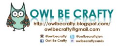 Owl Be Crafty Signature