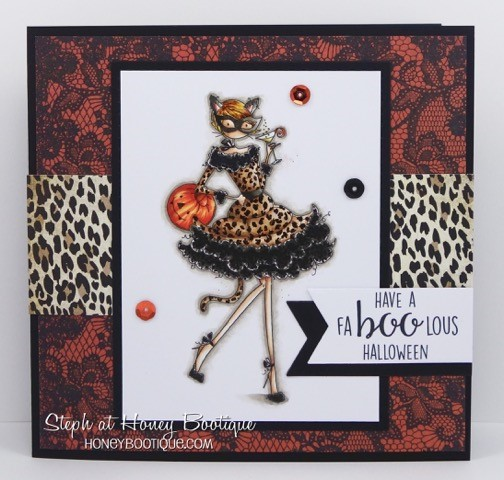 Stamping Bella HOLIDAY RELEASE -SNEAK PEEK DAY 3 -KITTY LOVES HALLOWEEN