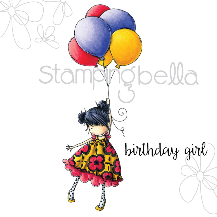 Spotlight On Tiny Townie Rubber Stamps at Stamping Bella. Click through to read the post for card making inspiration!
