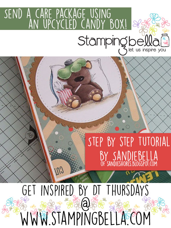 stamping-bella-dt-thursdays-upcycled-candy-box-sandiebella