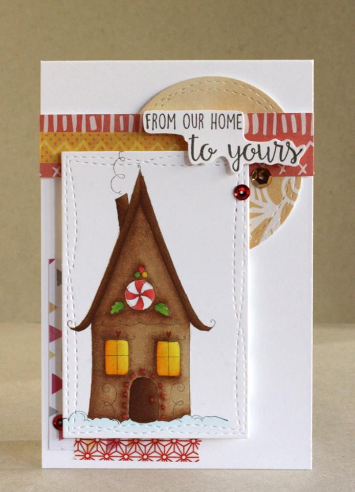 BELLARIFIC FRIDAY OCTOBER 28th-GINGERBREAD HOUSE