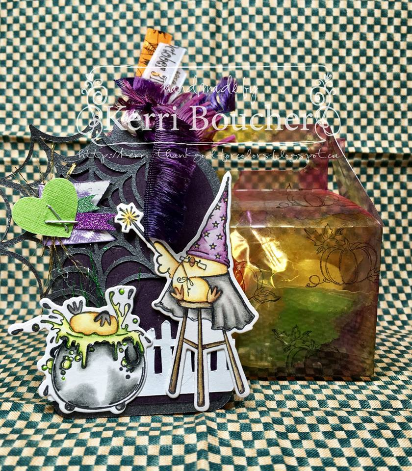 Bellarific Friday OCT 21 2016 INSPIRATION PHOTO-THE WIZARD THE WITCH AND THE CAULDRON CHICKS