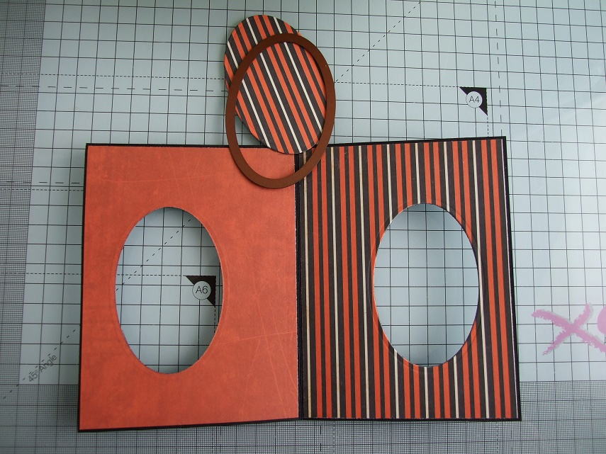 Stamping Bella DT Thursday - Peek-a-BOO Card. Click through for the full step by step tutorial!