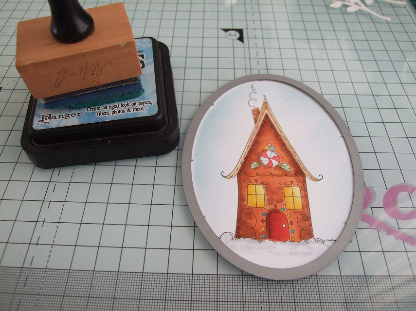 Stamping Bella DT Thursday - Cracked Glass Tutorial. Click through for the full step by step guide!