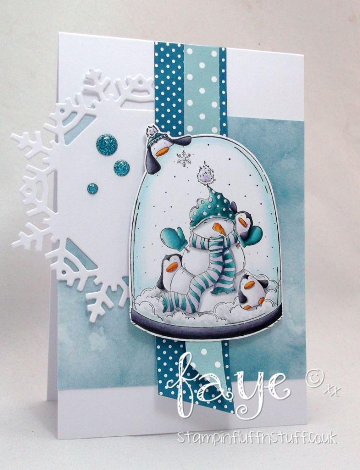 Bellarific Friday NOVEMBER 25-RUBBER STAMP USED: MERRY EVERYTHING