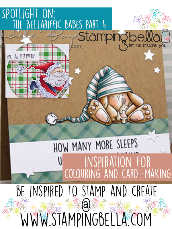Stamping Bella Spotlight On The Bellariffic Babes Part 4. Click through for inspiration from the team!