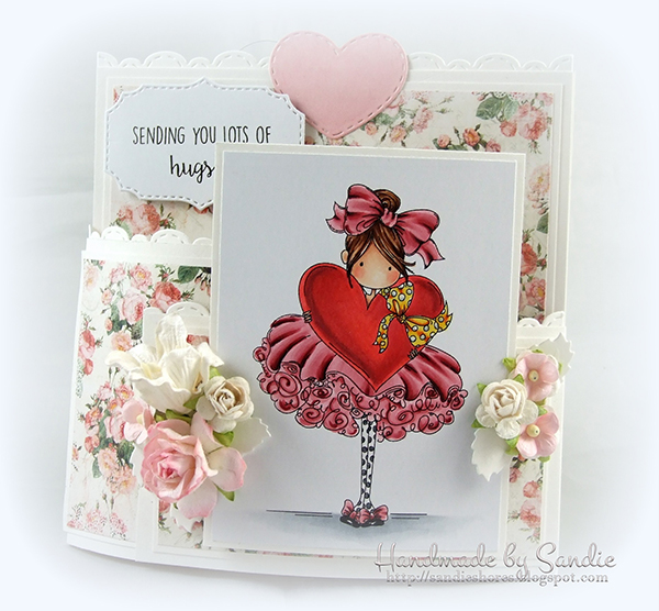 Stamping Bella DT Thursday: Create a Bendi Card with Sandiebella's Step by Step Tutorial!