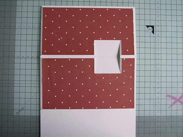 Stamping Bella Create a Parcel Card with Sandiebella's step by step tutorial!