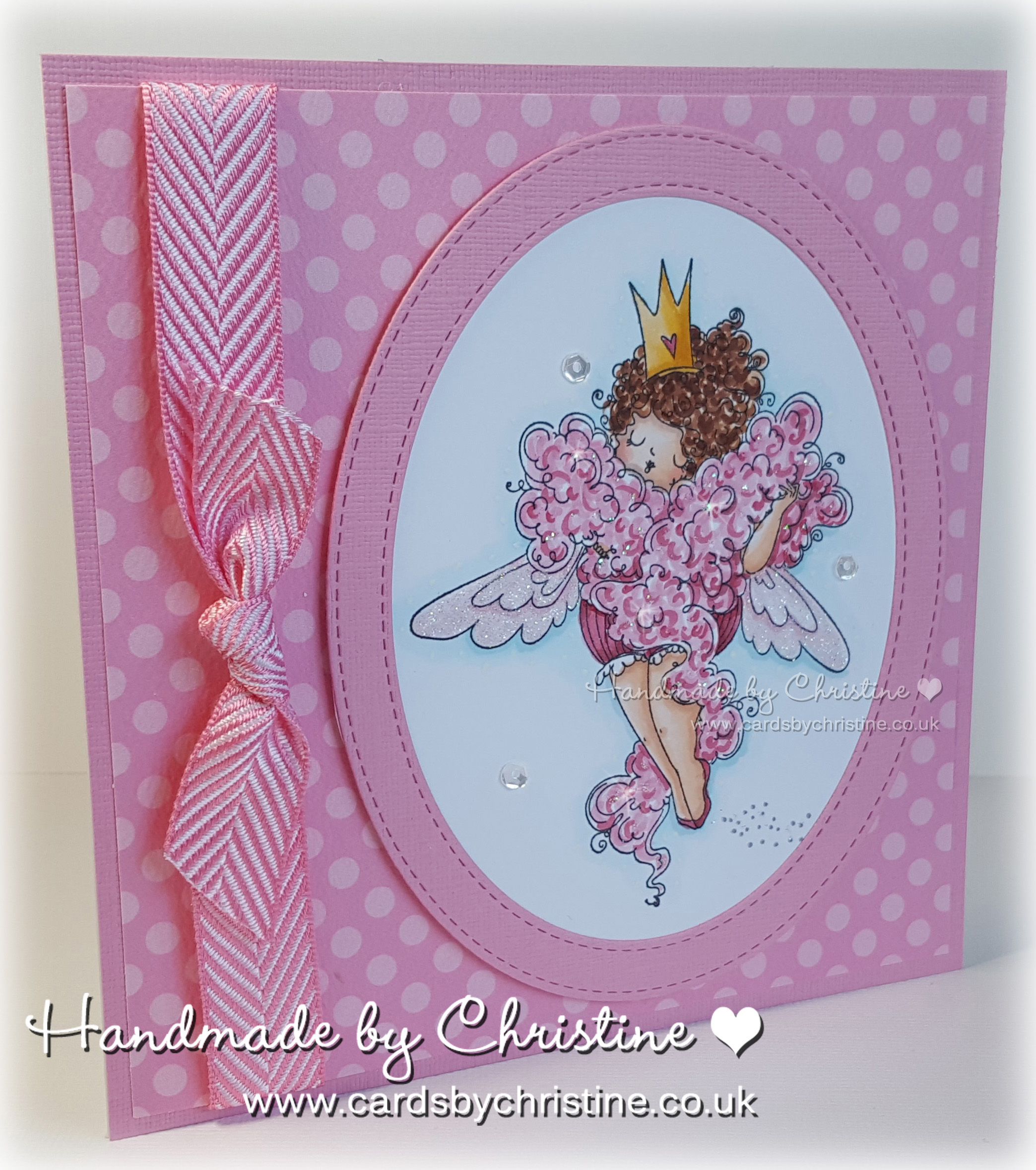 Wonderful Wednesdays With on the Stamping Bella Blog- featuring EDNA the DIVA rubber stamp
