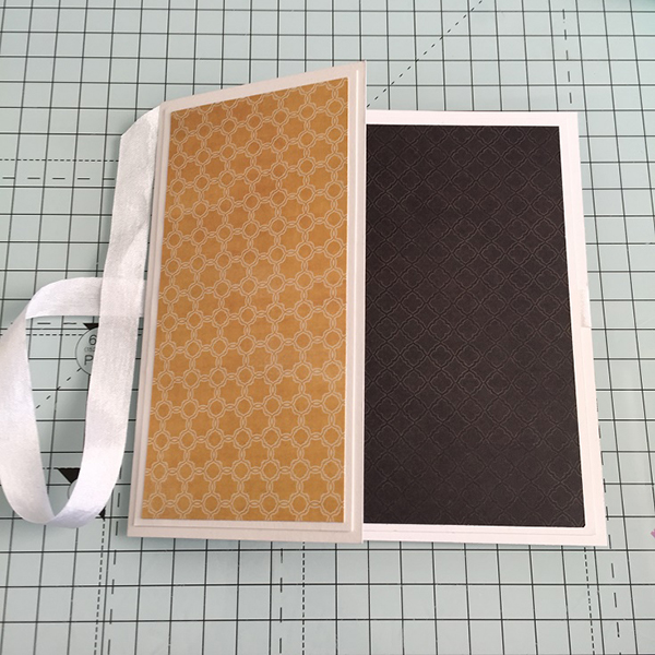 Stamping Bella DT Thursday - Create a Double Gate Fold Card with Sandiebella! Click through for the step by step guide.