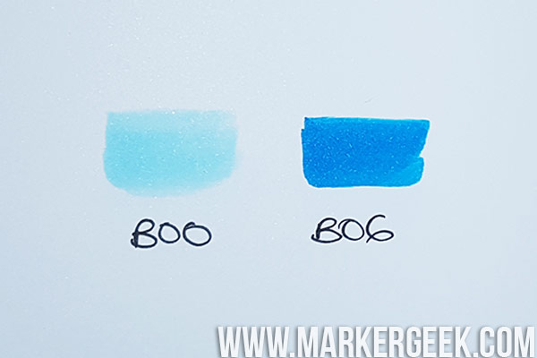 Marker Geek Monday - Copic Basics Part 2