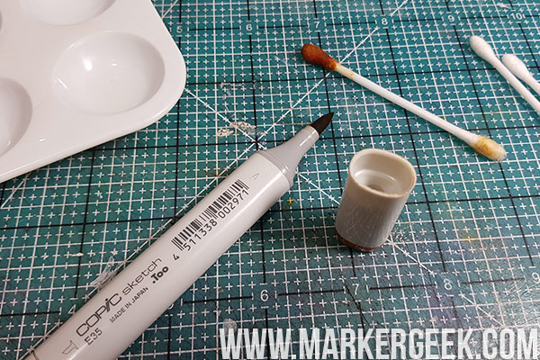Marker Geek Monday - Copic Basics Part 3