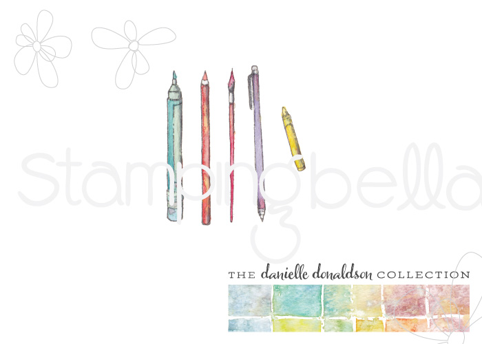 Danielle's SWATCH KIT-MARKING TOOLS MINI