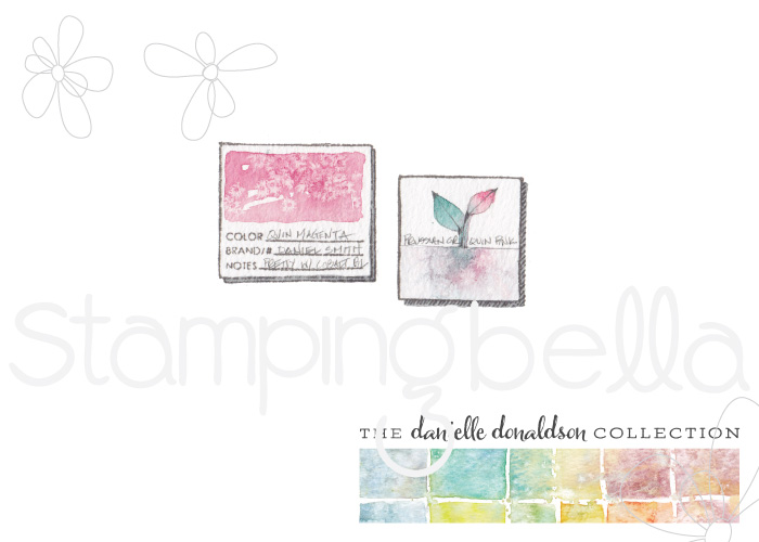Danielle's SWATCH KIT- POST IT and THUMBNAIL MINI