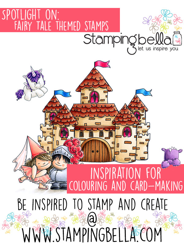 Stamping Bella Spotlight On Fairy Tale Stamps