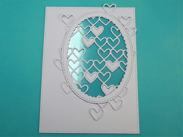 wonderful wednesdays with STAMPING BELLA- rubber stamp used: UPTOWN GALENTINE GIRLS Card made by JENNY DIX