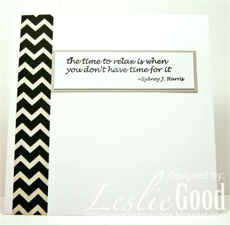 Bellarific Friday with Stamping Bella- rubber stamp used: UPTOWN GIRL REILLY loves to relax, card made by Leslie Good