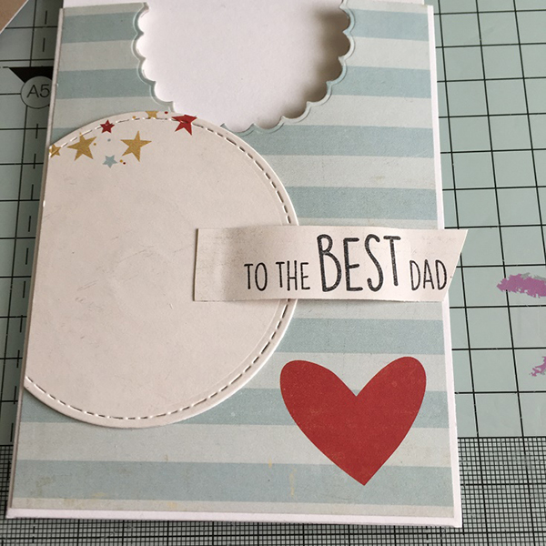 Stamping Bella DT Thursday: Create a Pocket Card for Father's Day with Sandiebella