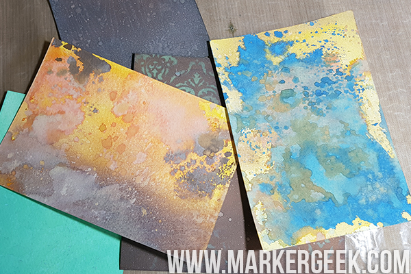 Stamping Bella - Stamp It Saturday - Check Out Distress Oxides with Elaineabella
