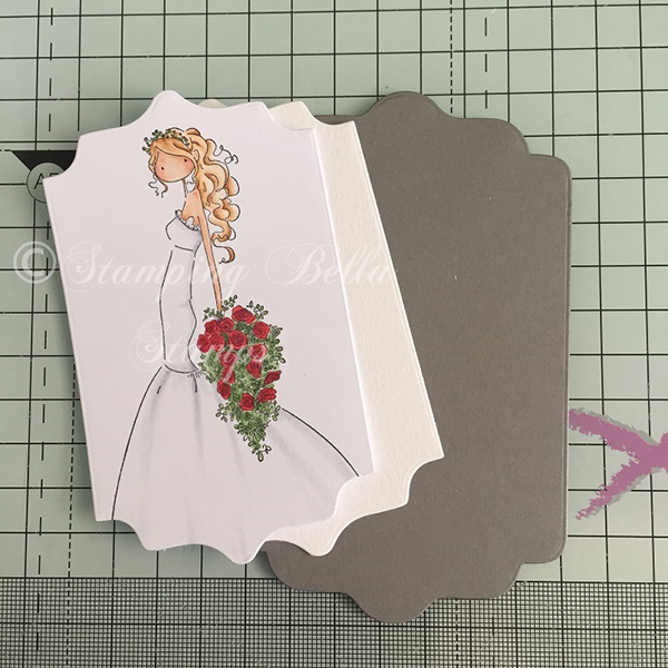 Stamping Bella DT Thursday Create an Upcycled Wedding Gift Box with Sandiebella