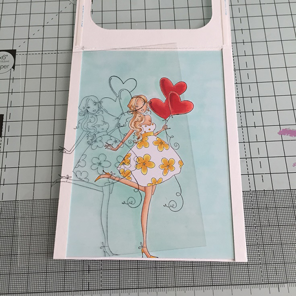 Stamping Bella DT Thursday - Create a Magic Slider Card with Sandiebella!