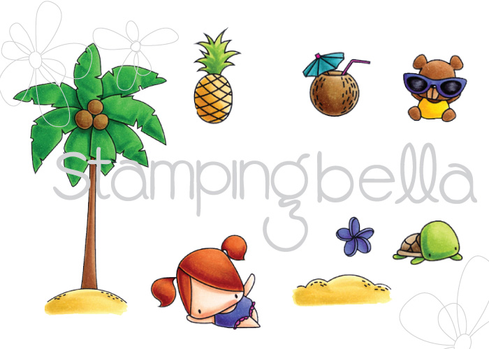 Stamping Bella SNEAK PEEK JUNE 2017- www.stampingbella.com