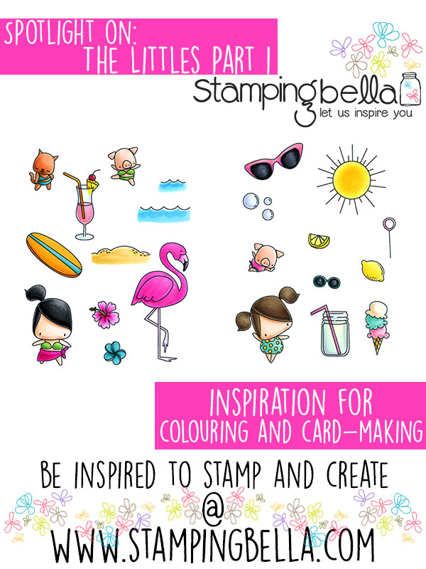 Stamping Bella Spotlight On The Littles Part 1
