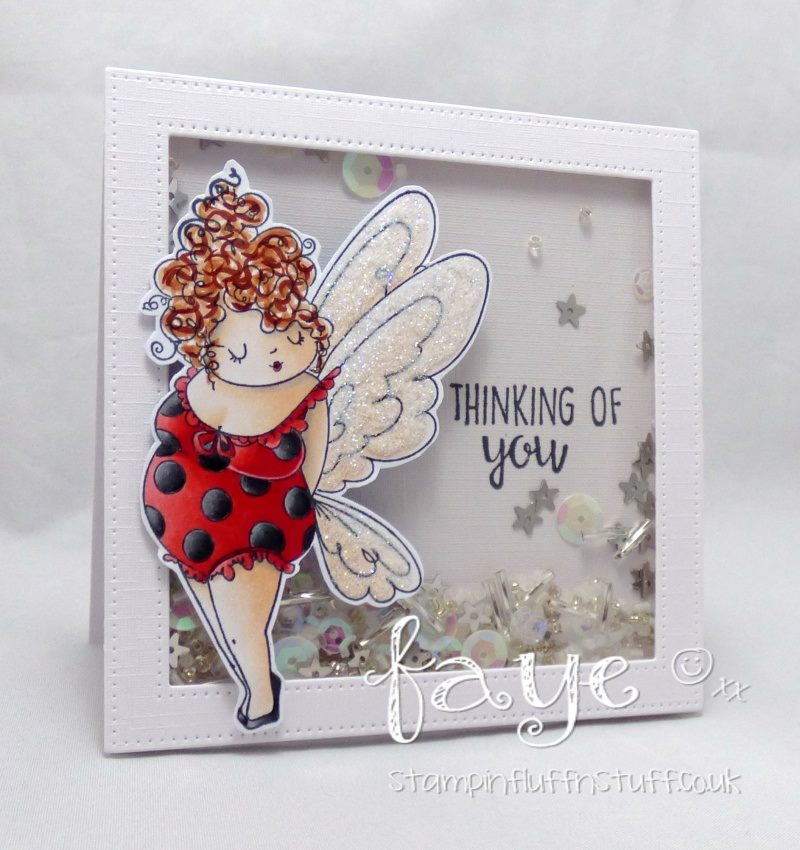 Bellarific Friday with Stamping Bella- rubber stamp used: MEET EDNA.  card made by  FAYE WYNN JONES