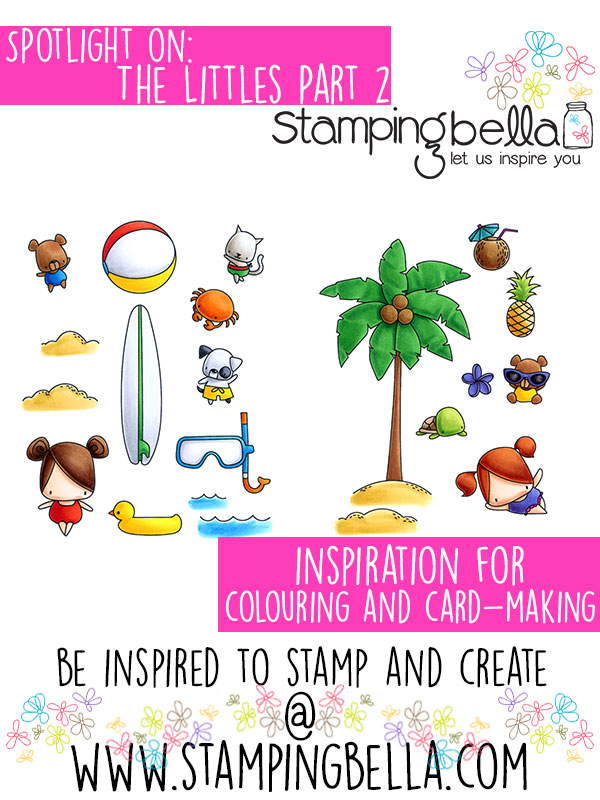 Stamping Bella Spotlight On The Littles Part 2
