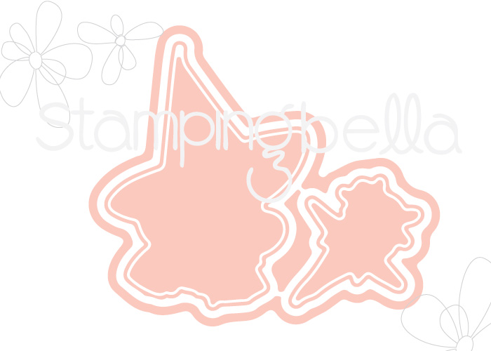"STAMPING BELLA SNEAK PEEK DAY 3- LITTLE BITS LITTLE WITCHIES ""CUT IT OUT"" DIES"