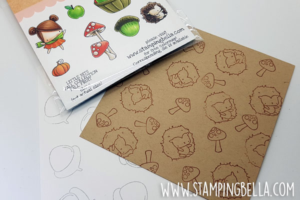 Stamping Bella Stamp It Saturday Ideas for Using Accessory Stamps and Sets featuring Littles & Little Bits