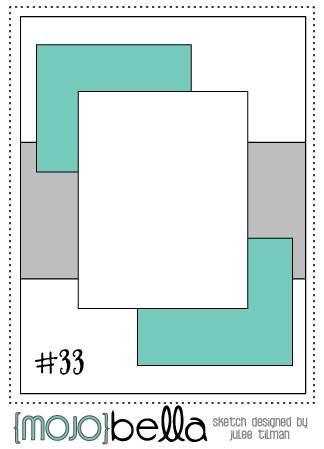 stampingbella MOJOBELLA CARD SKETCH 090817