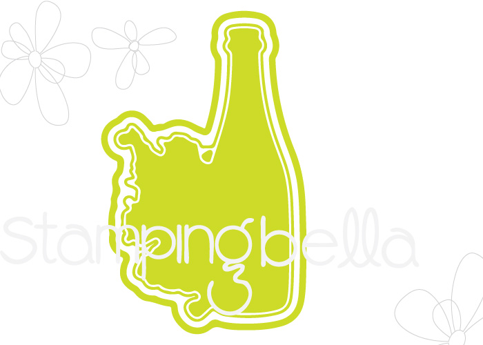 "STAMPING BELLA ""CUT IT OUT"" DIE: CELEBRATING SQUIDGY"