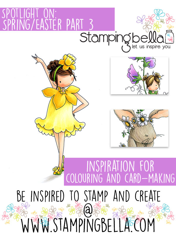 Stamping Bella Spotlight Tuesday Spring & Easter Part 3